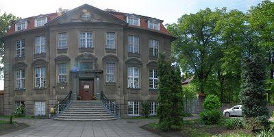 ul. Legionów - ul. Słowackiego - Biblioteka Miejska