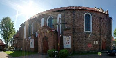 Kościelna - Parafia św. Katarzyny w Łasinie