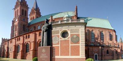 Katedra - Pomnik Kardynała Stefana Wyszyńskiego