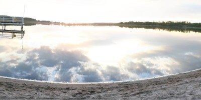 Rudnik: Plaża Delfin