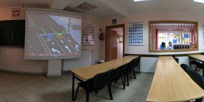 Sampol - sala wykładowa
