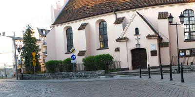 ul. Pańska - ul. Wodna - Kościół św. Ducha