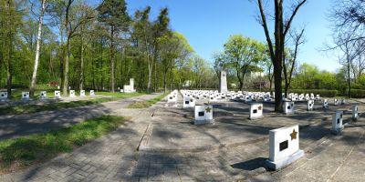 Cmentarz poległych bohaterów Armii Czerwonej