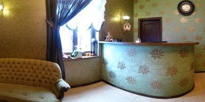 Hotel Villa - Recepcja