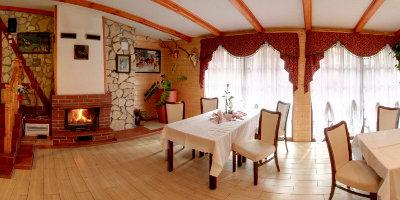 Leśniczówka - Parkowy Dom Weselny - Mała Sala
